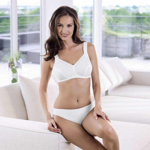 Sutien bilateral post-mastectomie